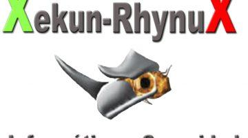 LOGO-Xekun&Rhynux