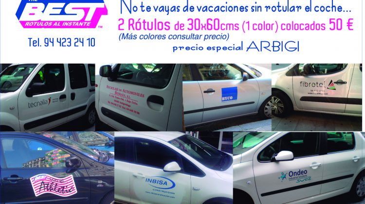 best arbigi oferta coches
