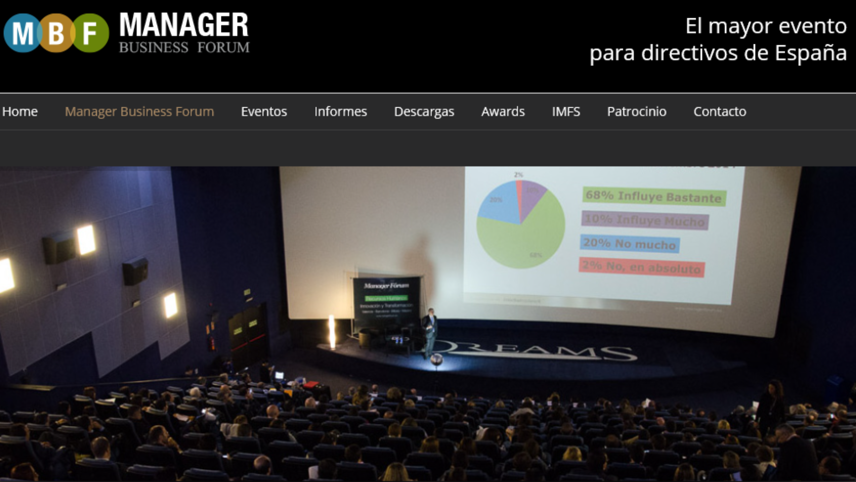Arbigi Partner oficial en el Manager Business Forum