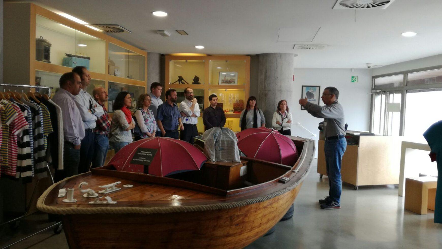 Jornada museo marítimo