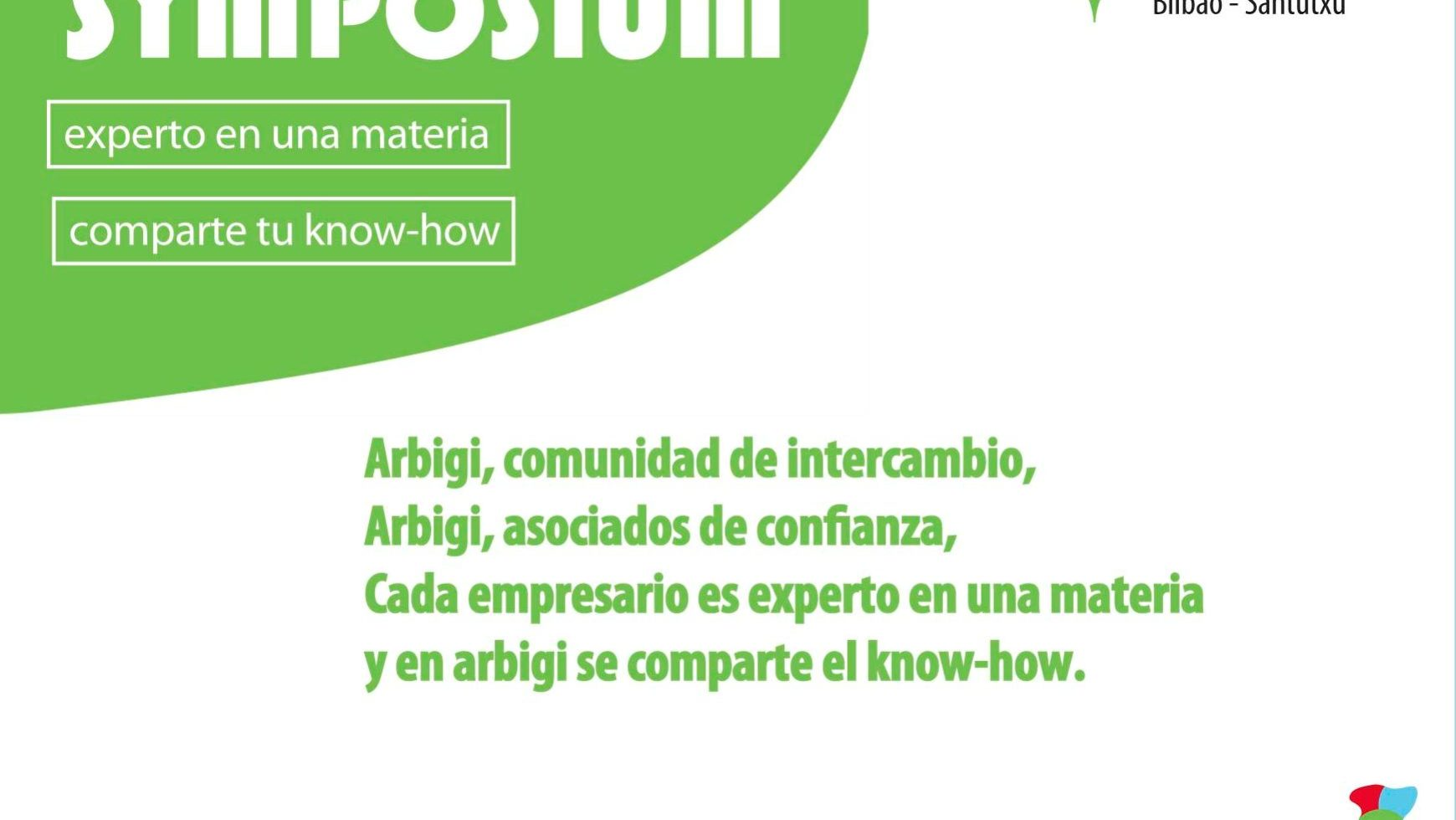 Symposium – comparte tu know how